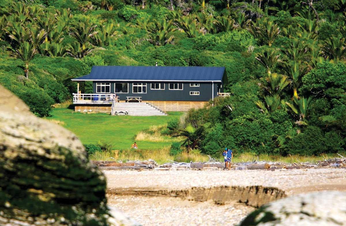 Heaphy Hut