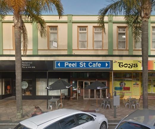 Peel St Cafe
