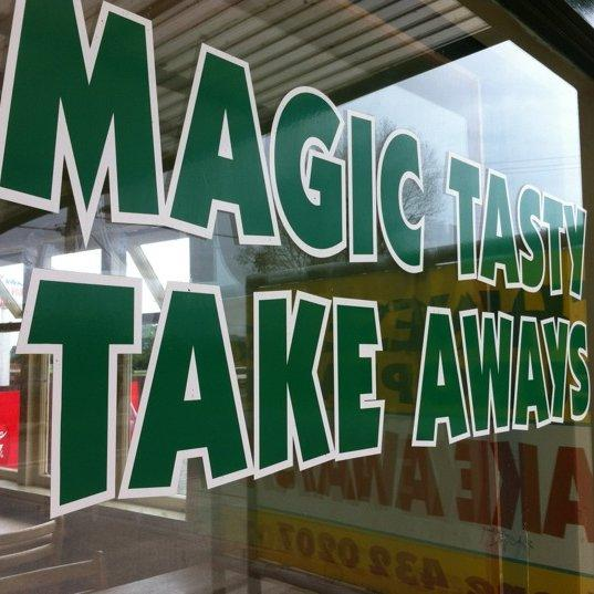 Magic Tasty Takeaways