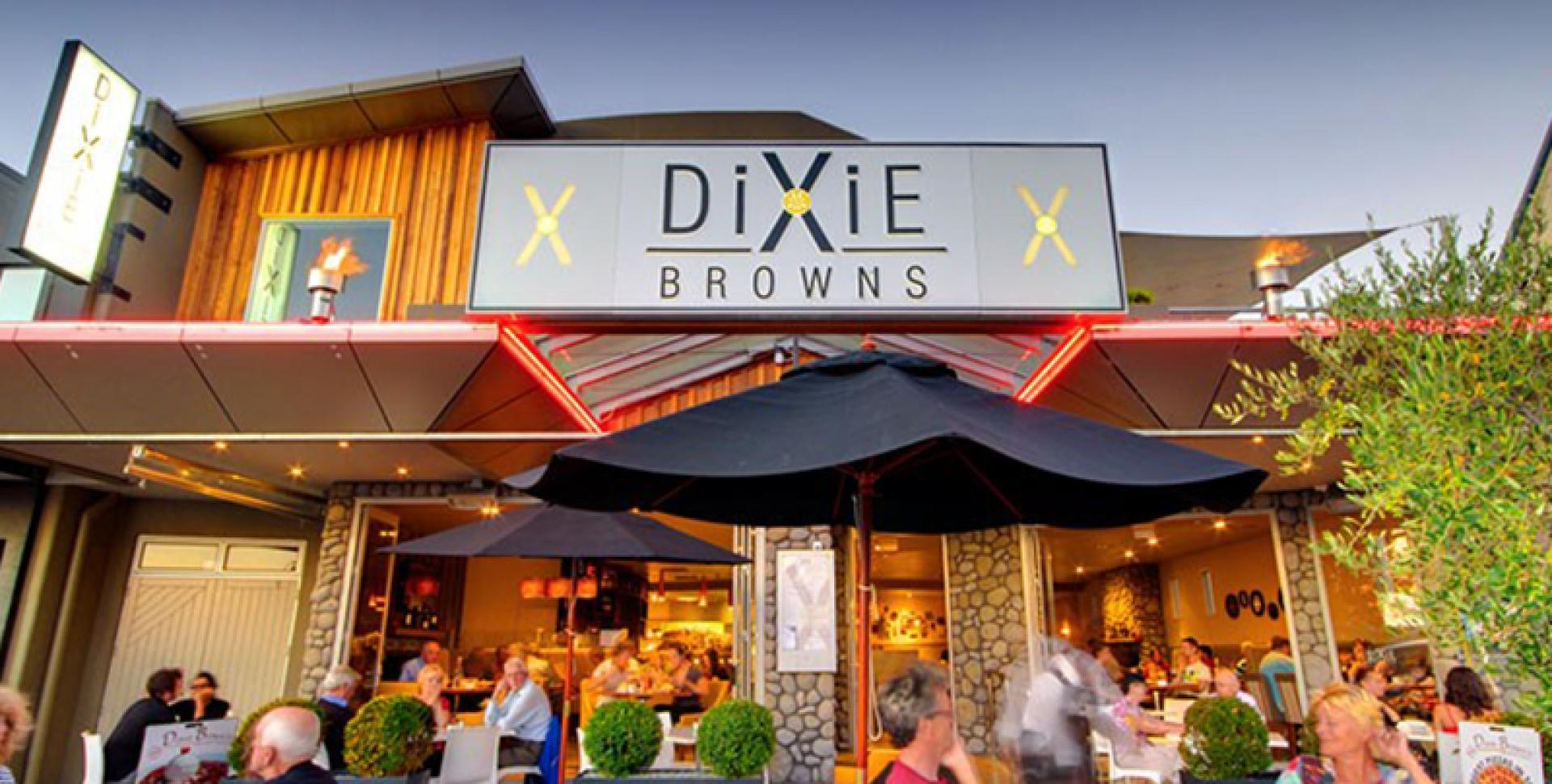 Dixie Browns - Taupo
