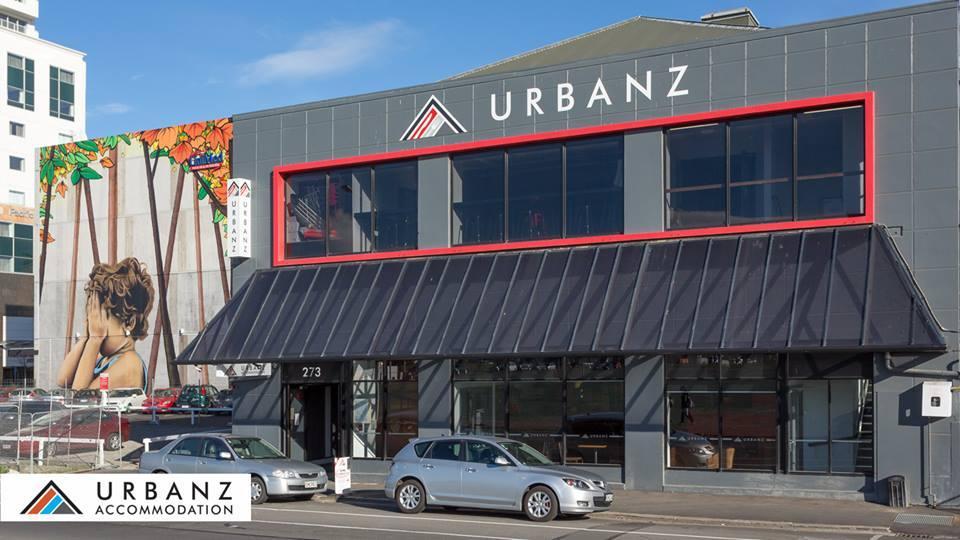 Urbanz Accommodation Christchurch