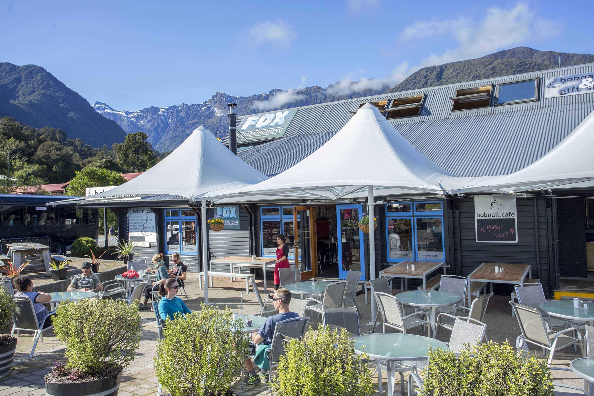 Fox Glacier Guiding Cafe