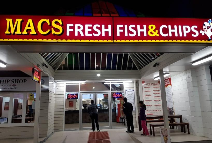 Mac's Fresh Fish & Chips