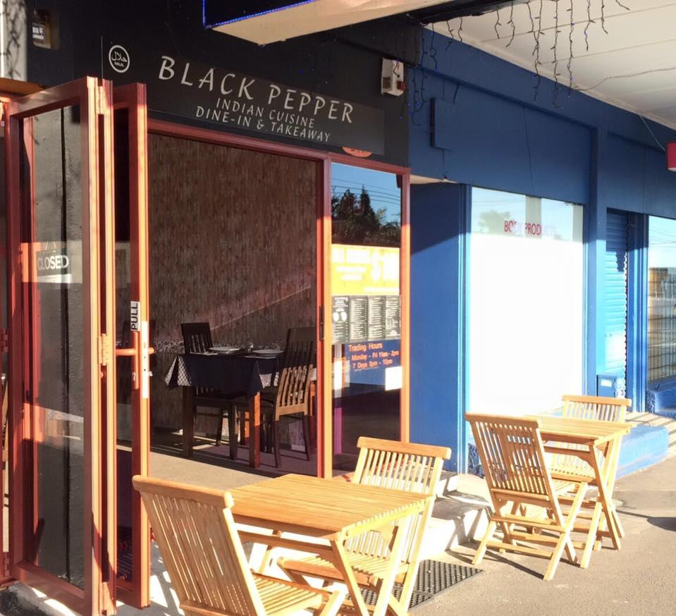 Black Pepper Onehunga Indian Restaurant, Takeaways, Delivery and Catering, Auckland