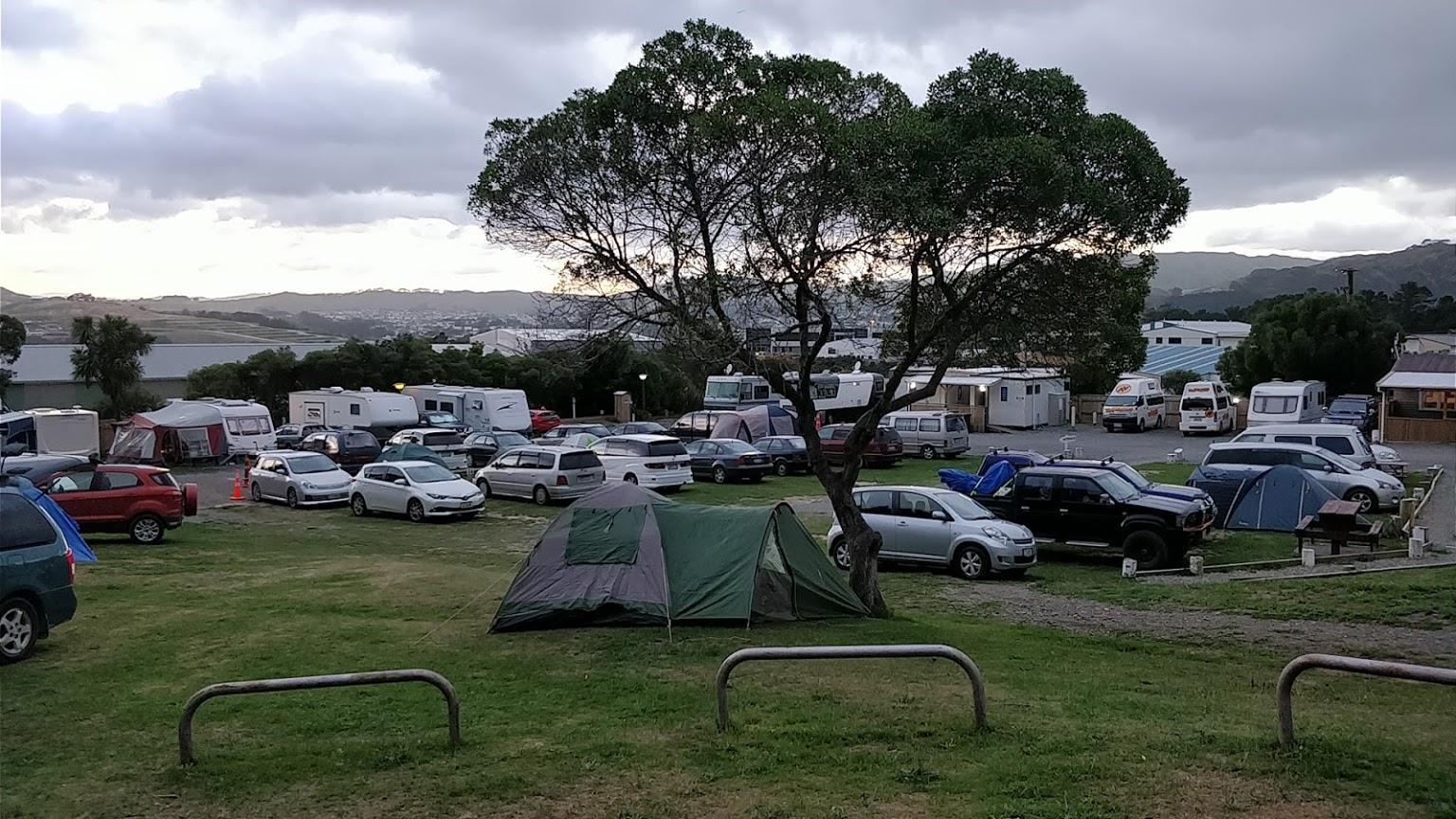 Camp Elsdon