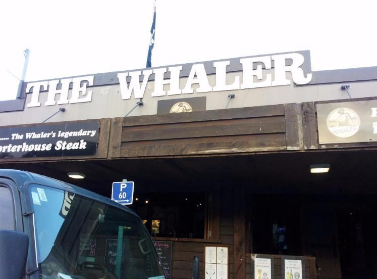 The Whaler Bar and Restaurant