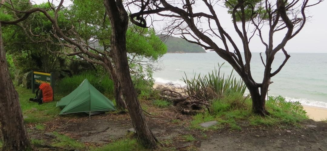 Tonga Quarry Campsite