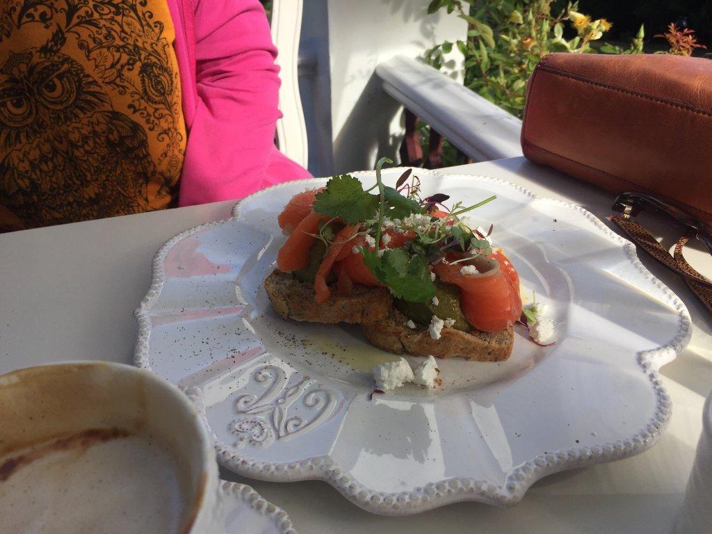 Melrose House Cafe