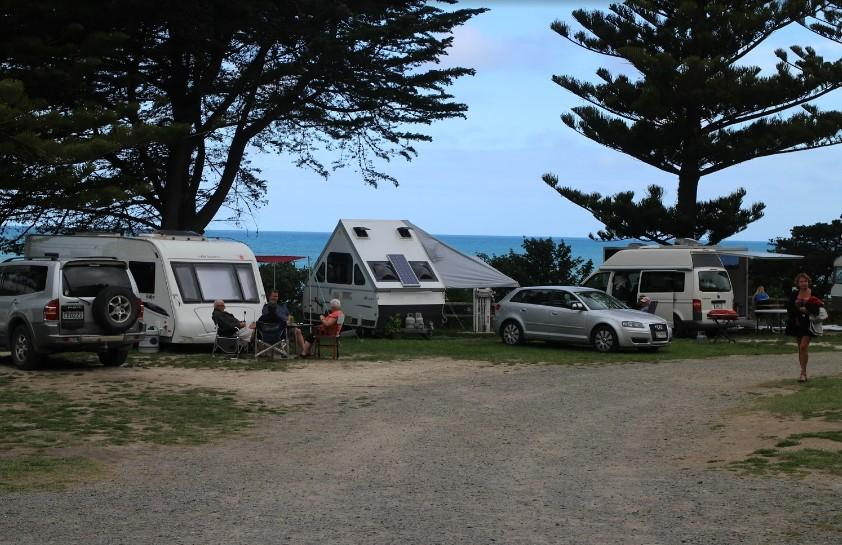 Gore Bay & Buxton Camp Grounds