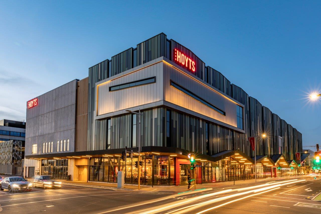 Hoyts Cinema Christchurch