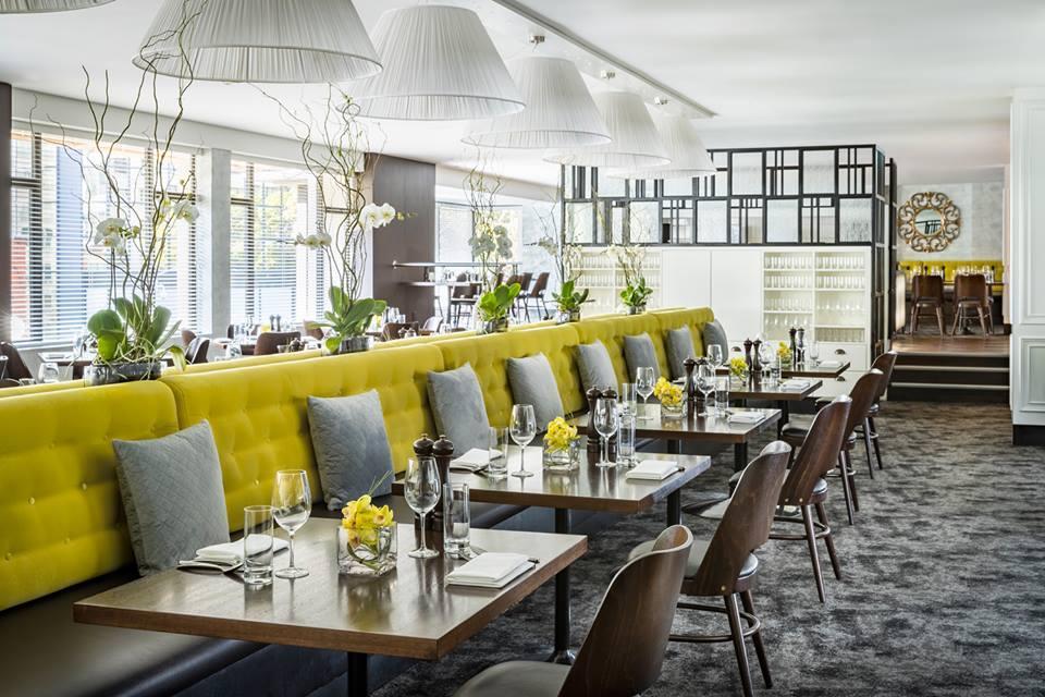 Eight Restaurant at Cordis, Auckland
