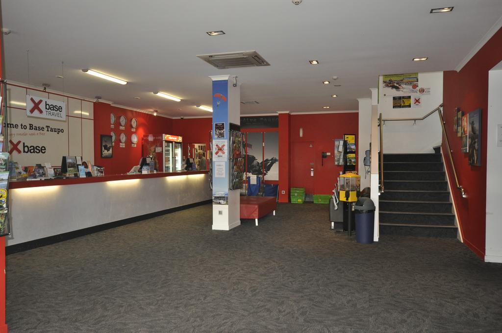 Base Backpackers Taupo