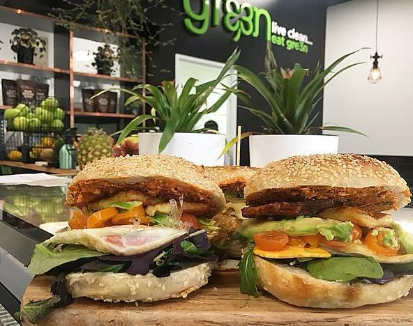 Gre3n Superfood & Juice Bar