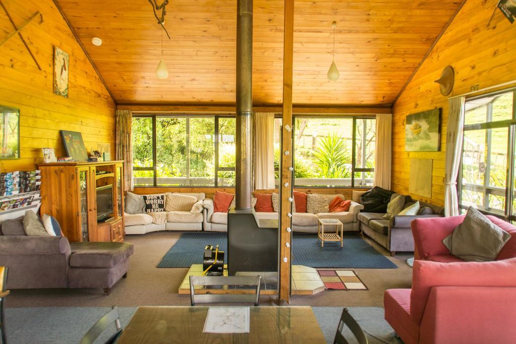 Juno Hall - YHA Waitomo