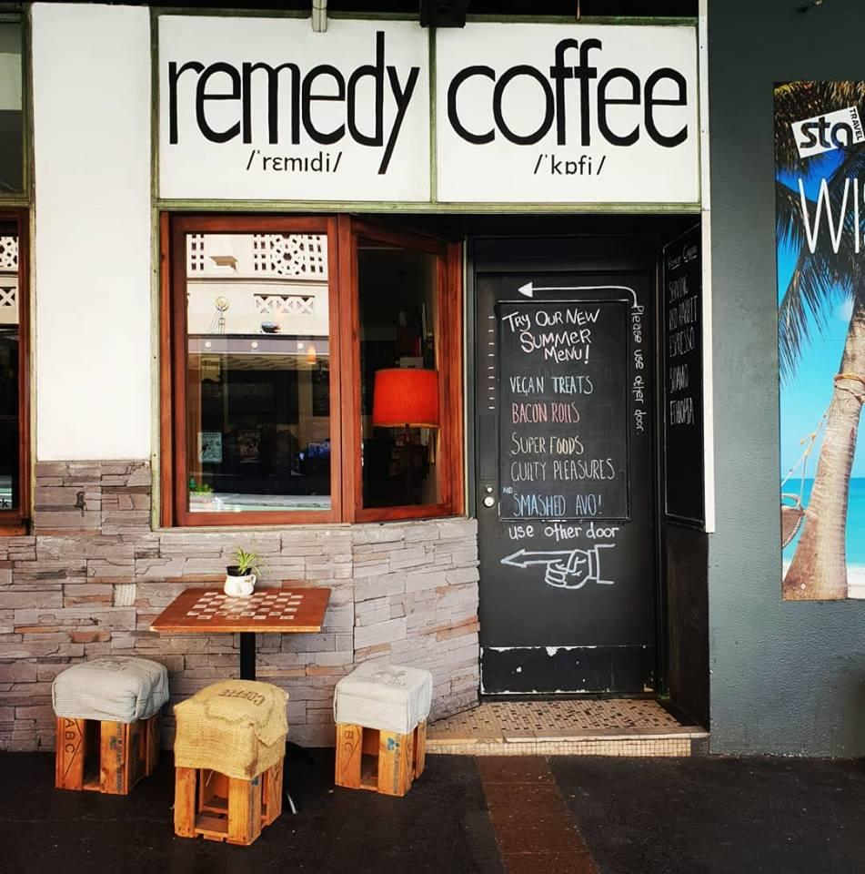 Remedy Cafe - Wellesley