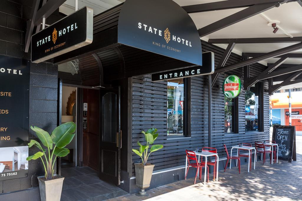 The State Hotel