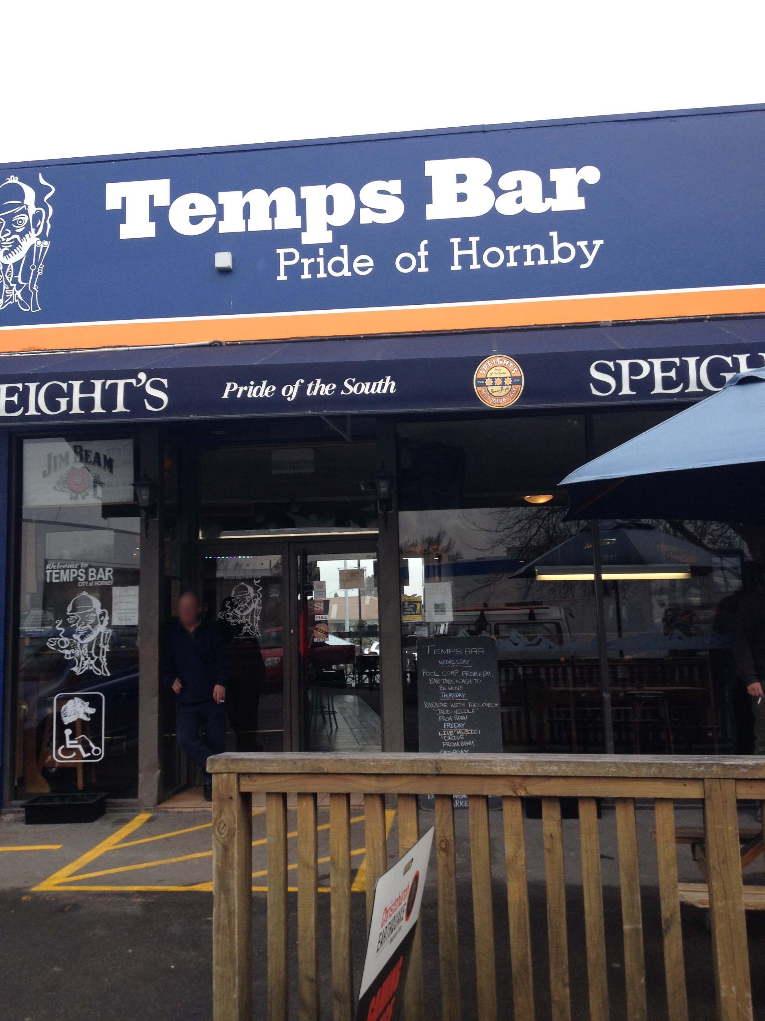 Temp's Bar