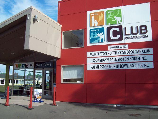 Palmerston North Cosmopolitan Club