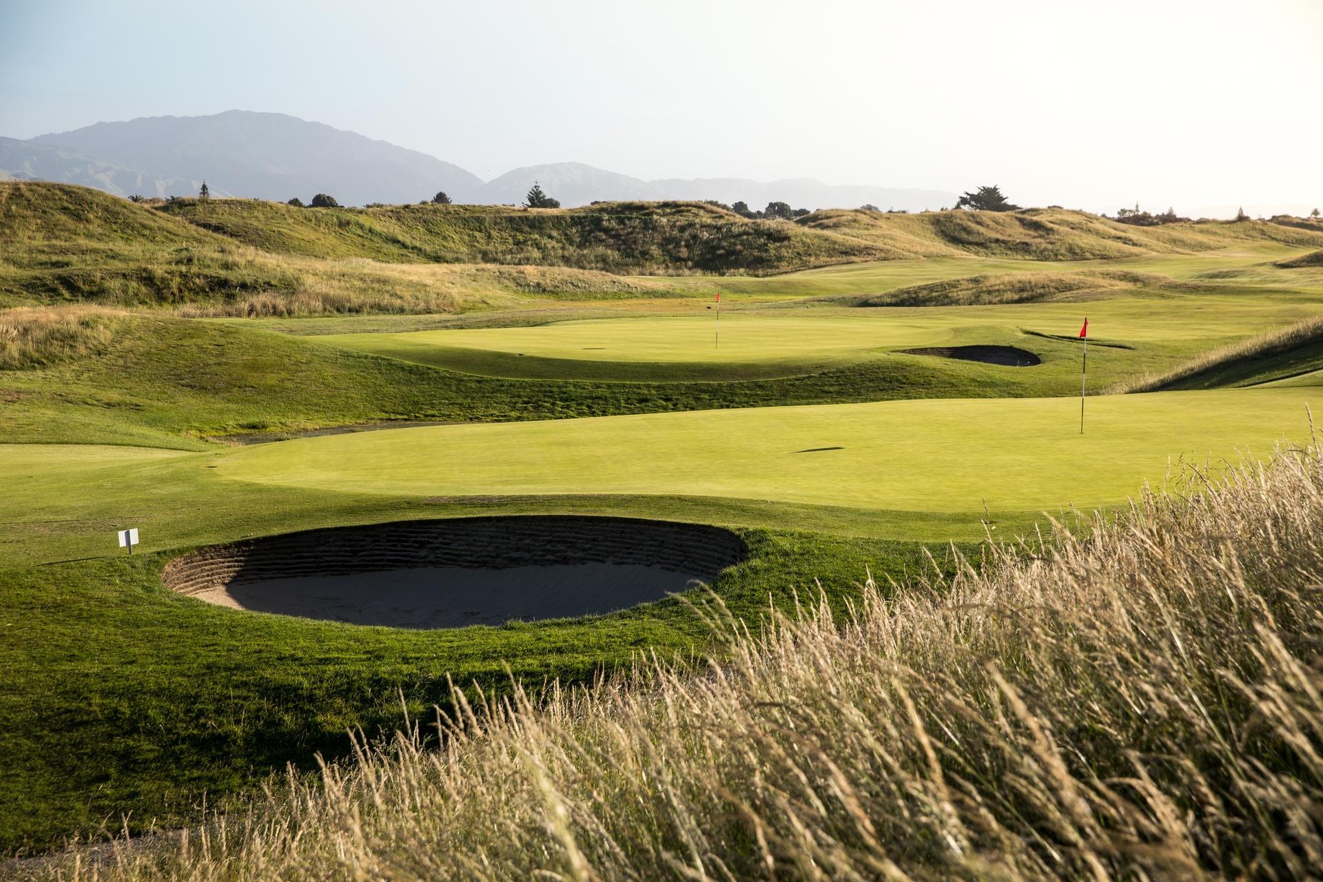 Paraparaumu Golf Course