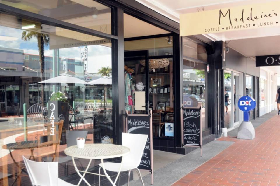 Madeleines Espresso & Homewares
