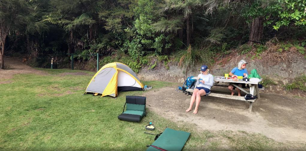 Awaroa Campsite