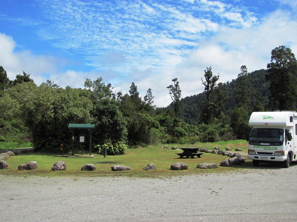 Otto/McDonalds Camping Area