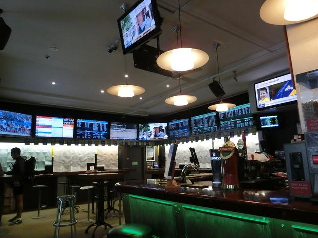 The Right Track Sports Bar & Cafe