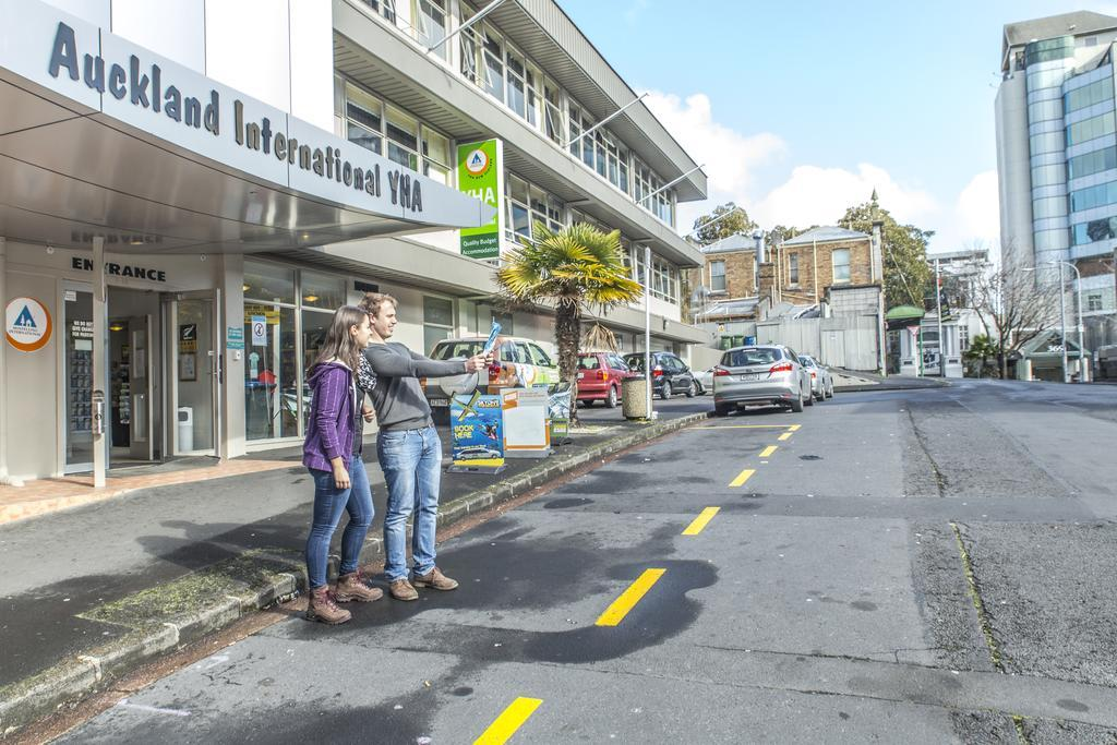 YHA NZ: Auckland International Accommodation