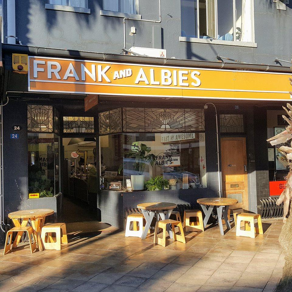 Frank and Albies Ballance Street