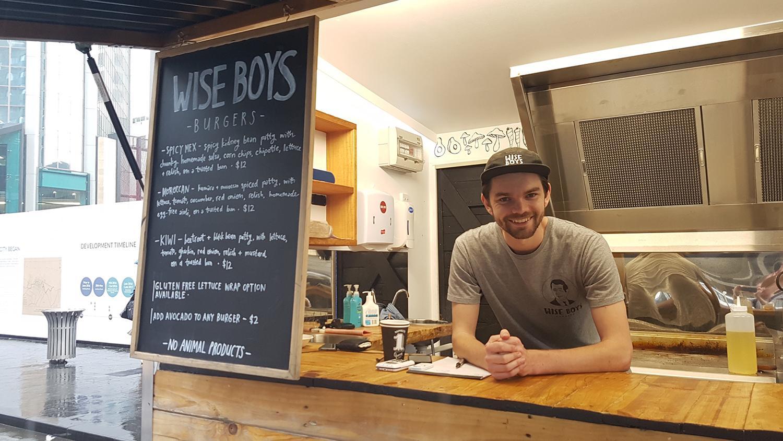 Wise Boys Burgers