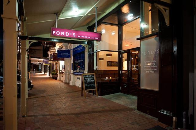 Ford's Restaurant and Bar