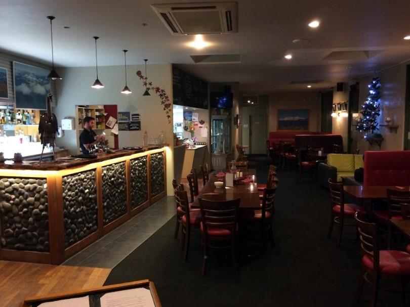 Elevation cafe bar and restaurant