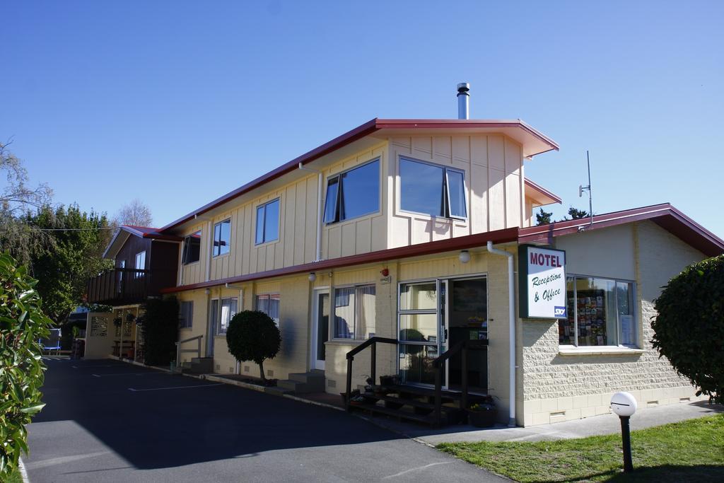 Mountain View Motel Taupo