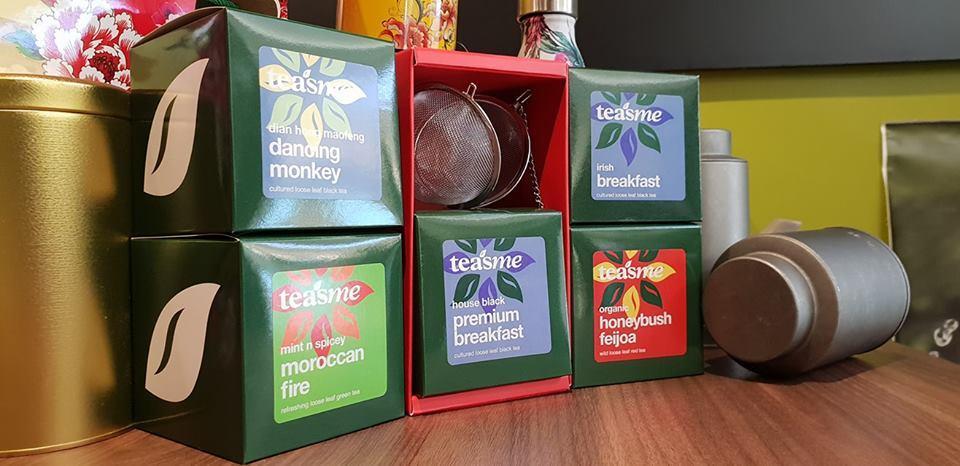 Teasme Specialty Teas