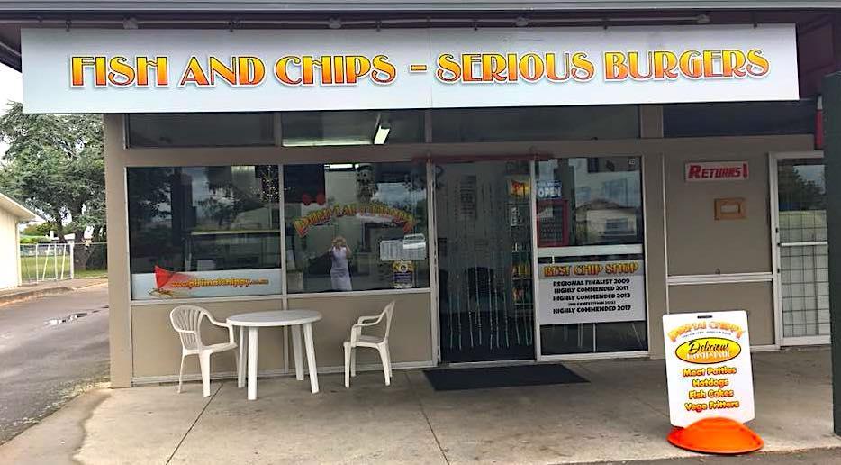Pirimai Chippy & Serious Burgers