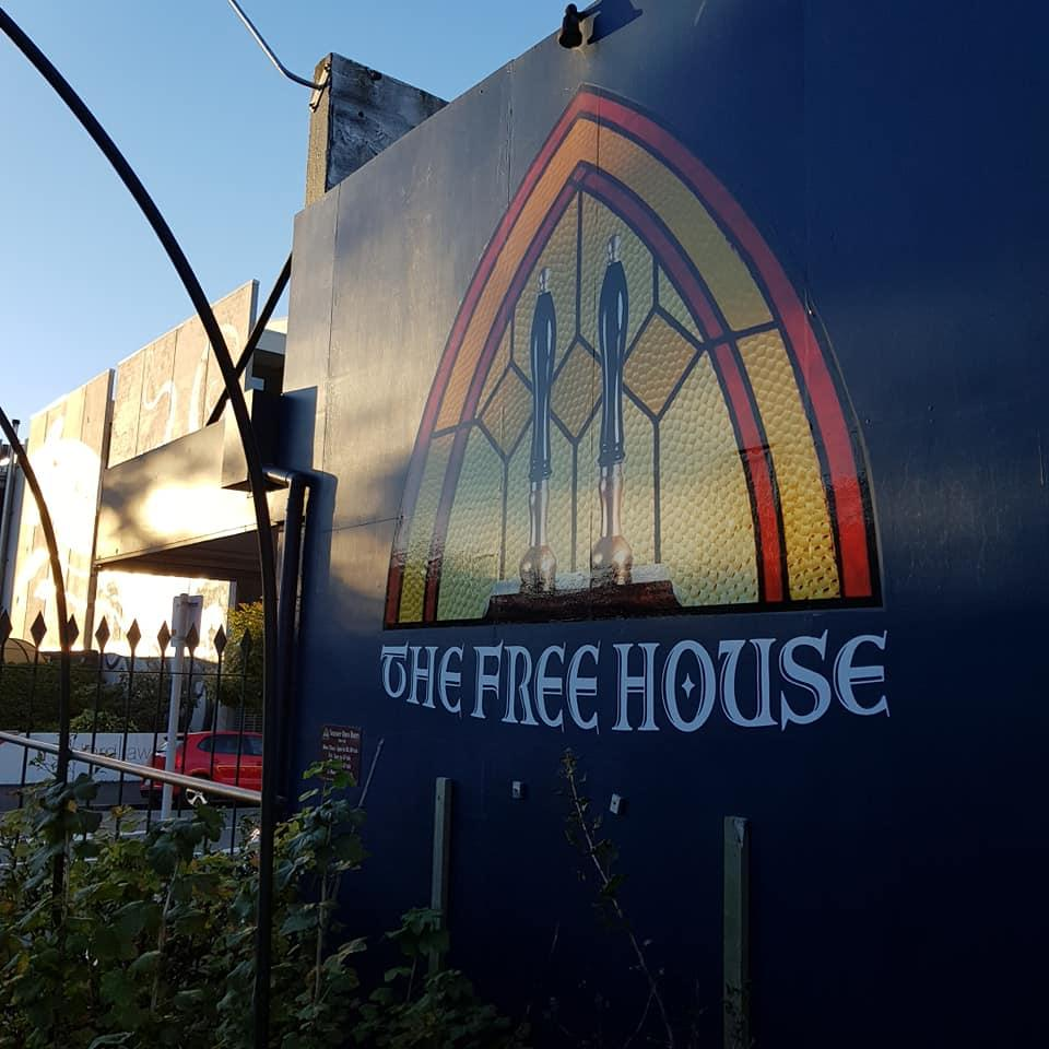 The Free House Pub