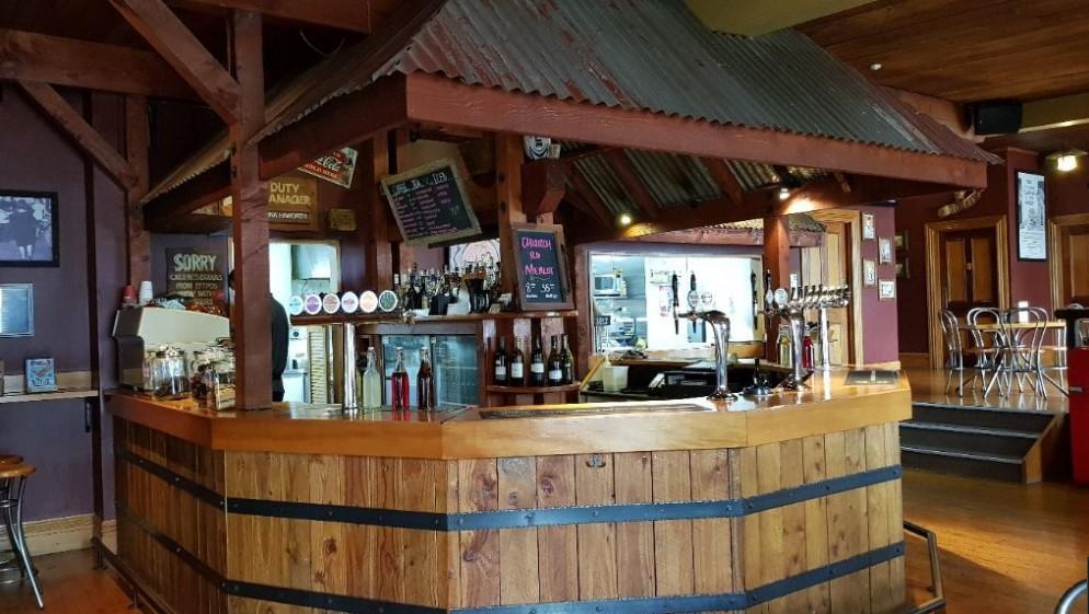 Eureka Cafe & Bar
