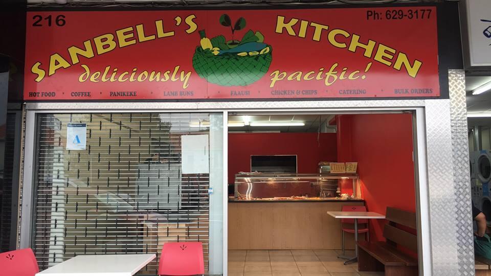 Sanbell's Kitchen