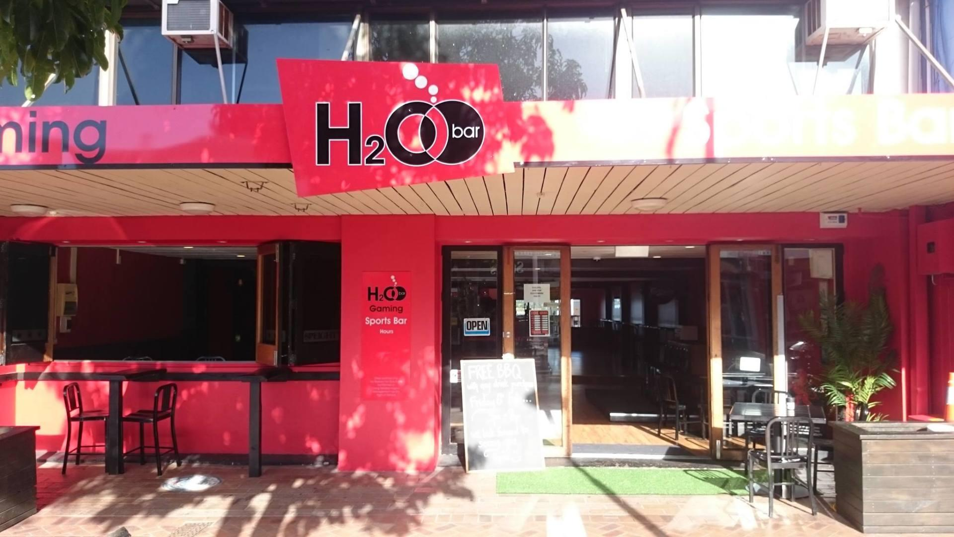 H2O Gaming and Sports Bar