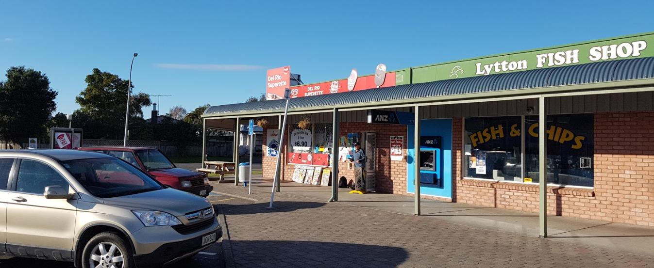 Lytton West Fish Shop
