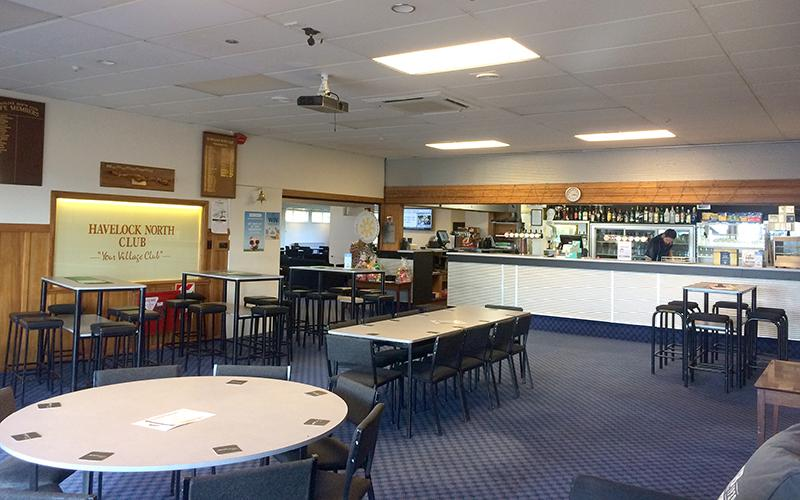 Havelock North Club