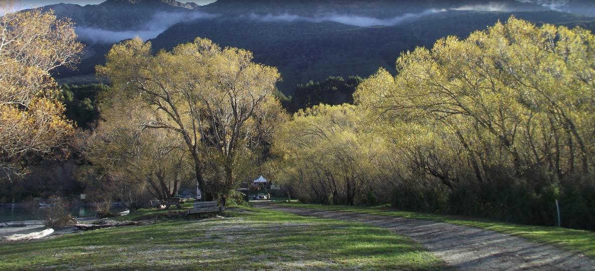 Kinloch Camping Area