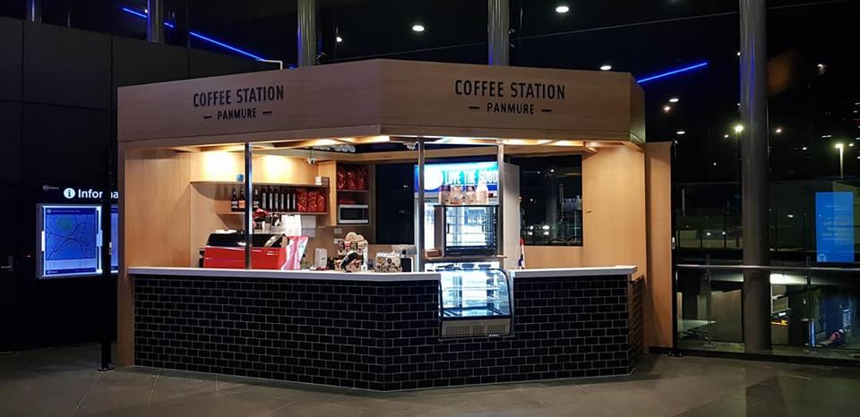 Coffee Station Papakura