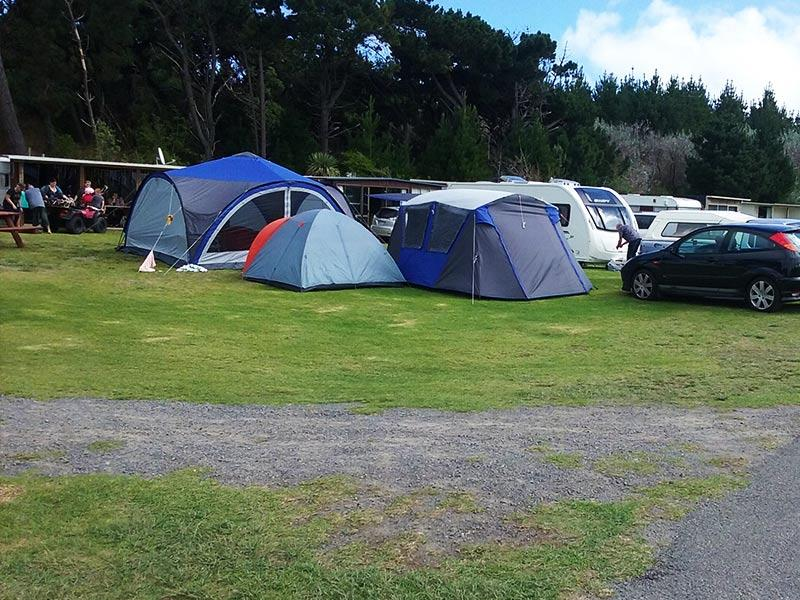 Foxton Beach TOP 10 Holiday Park