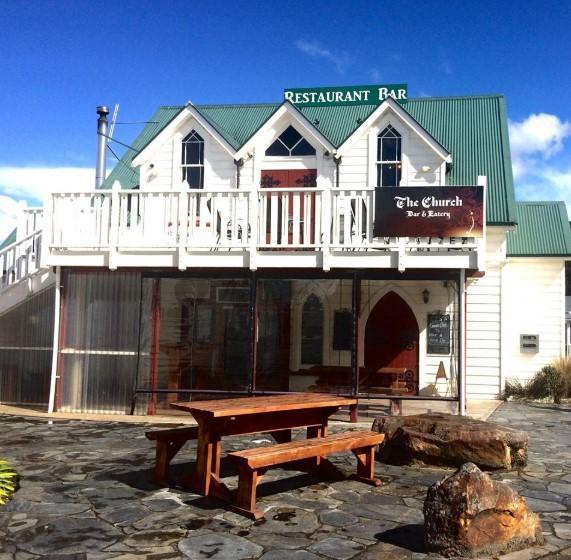 The Church Manapouri