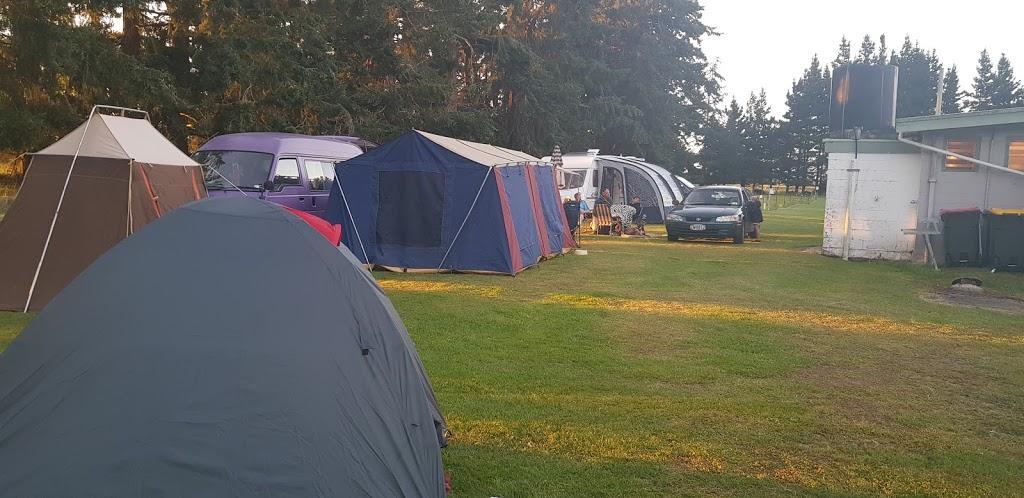 Lumsden Motor Camp