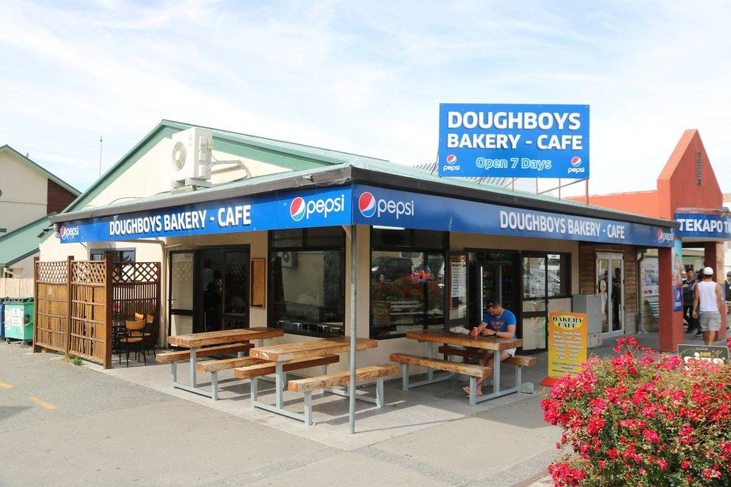 Doughboys Bakery and Cafe Restaurant