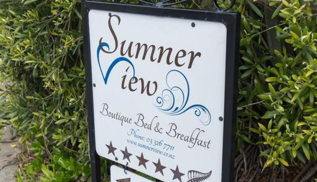 Sumner View Boutique Bed & Breakfast