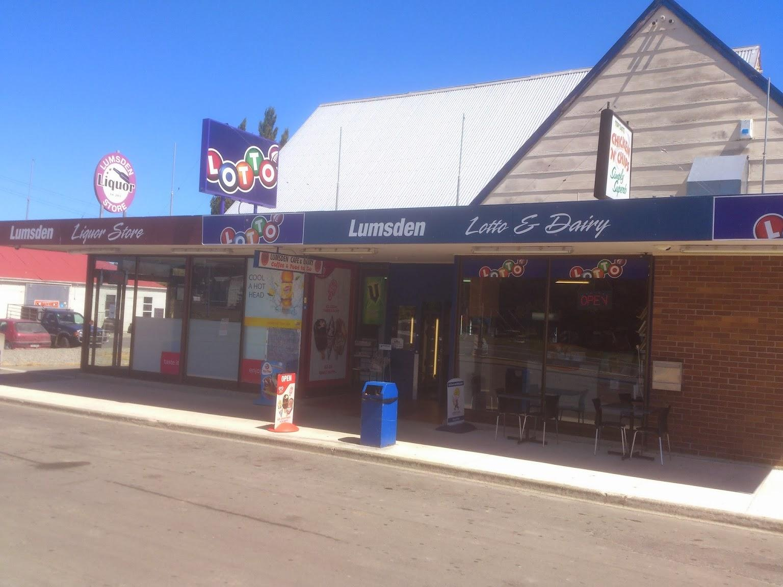 Lumsden Lotto & Dairy