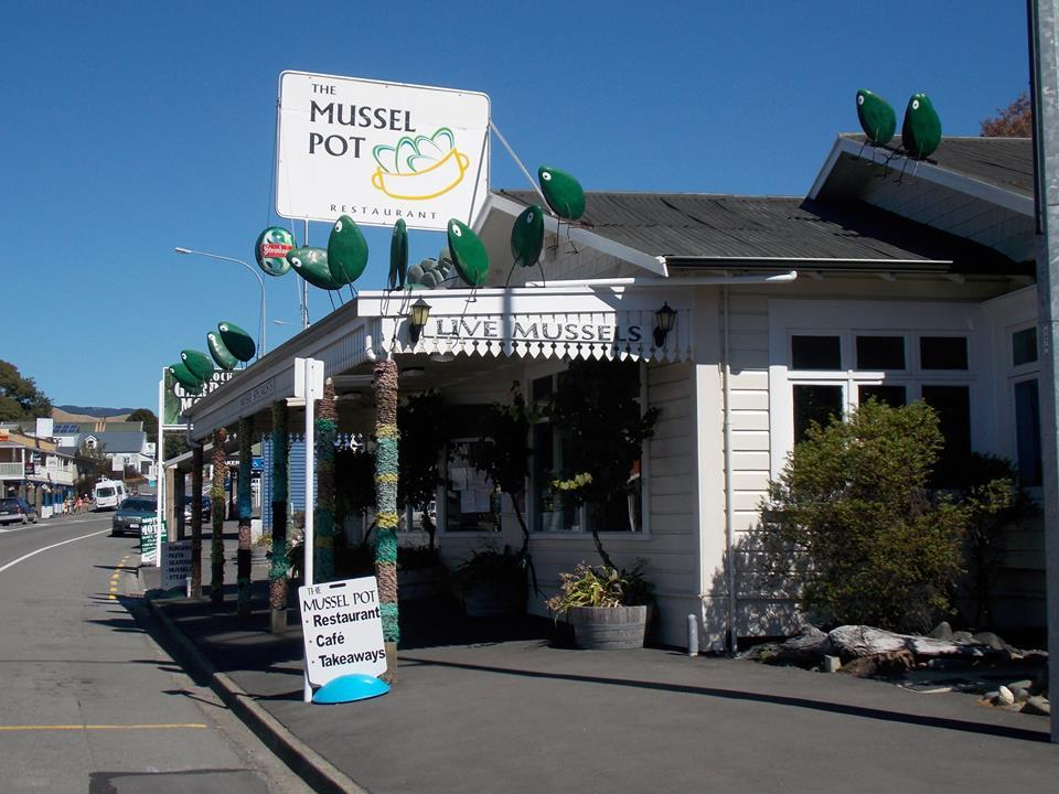 The Mussel Pot Restaurant and Cafe